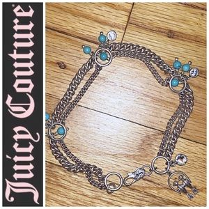 Love Bird Ankle Bracelet 💙 🐦 JUICY COUTURE